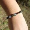 Bracelet mélange de pierre