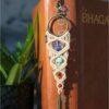 Coffret 7 chakras marque-page et bracelet pierres